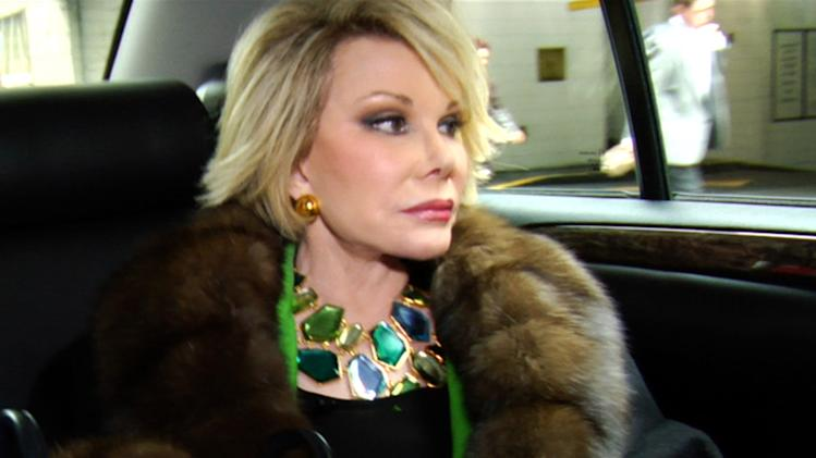 Joan Rivers: A Piece of Work Production Stills thumbnail
