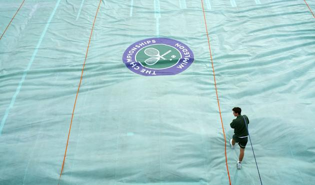 Tennis - 2013 Wimbledon Championships - Day Five - The All England Lawn Tennis and Croquet Club