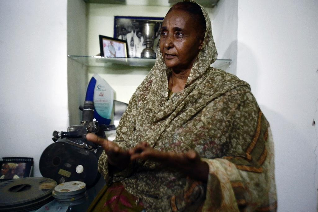 Daughter of Sudanese film legend preserves his legacy