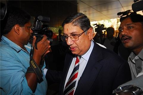 India cricket board chief refuses to resign
