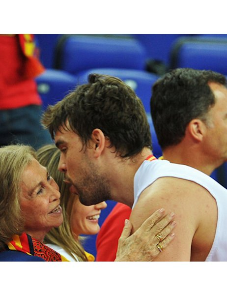 Olympics Day 14 - Basketball: Spain v Russia Getty Images Getty Images Getty Images Getty Images Getty Images Getty Images Getty Images Getty Images Getty Images