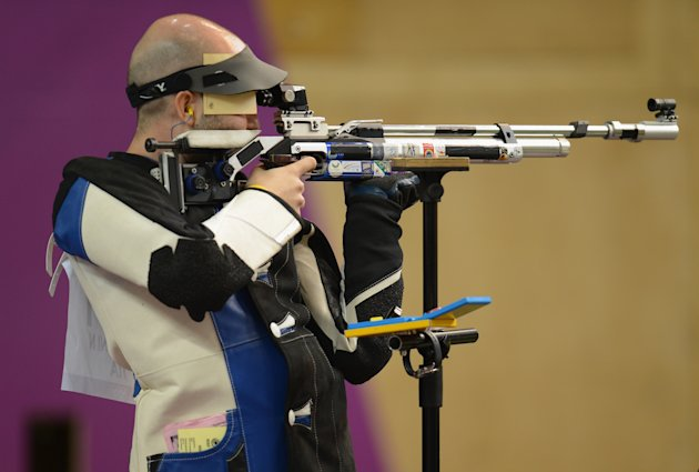 Olympics Day 3 - Shooting