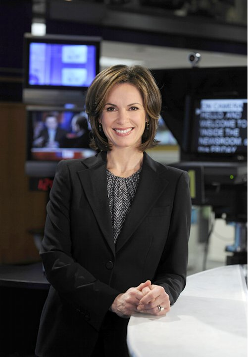 "Elizabeth Vargas co-anchors ""20/20."""