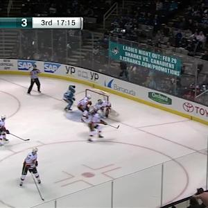 Donskoi's game-tying goal