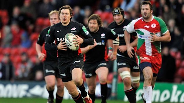 Alex Goode - 15.01.2012 - Saracens