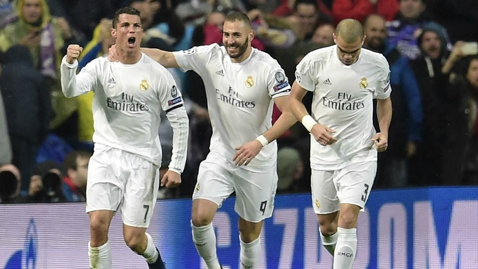 Benzema: Madrid for Champions League and La Liga double