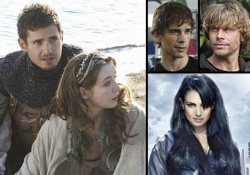 Matt's Inside Line: Scoop on Once, Covert Affairs, NCIS: LA, Sons of Anarchy, Defiance and More