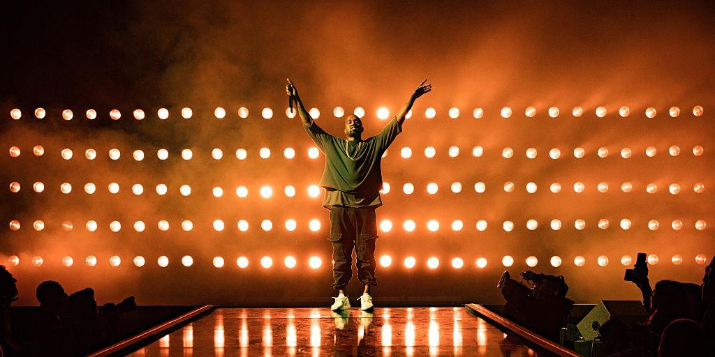 If you can't stream Kanye's release party on Tidal try this trick