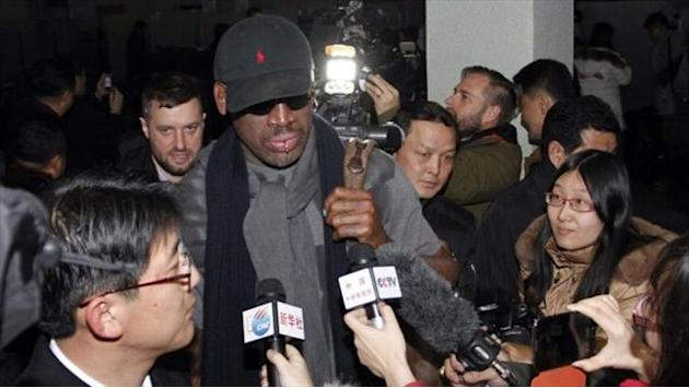 NBA - Rodman says North Korean leader is 'awesome kid'