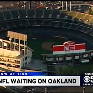 NFL Commissioner Slams Oakland Over Lack Of Progress For New Raiders Stadium