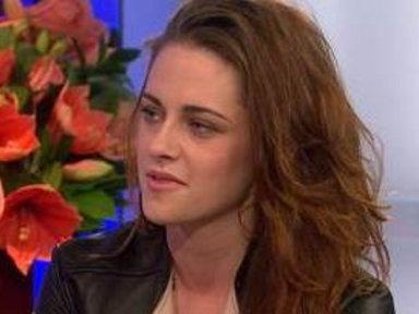 Kristen Stewart Is 'OK Walking Away' from 'Twilight'
