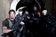 The Expendables 2 satisface nostalgia filmelor de serie B