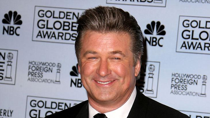 "Alec Baldwin, winner Best Performance by an Actor in a Television Series - Musical of Comedy for ""30 Rock,"" at the 64th annual Golden Globe Awards."