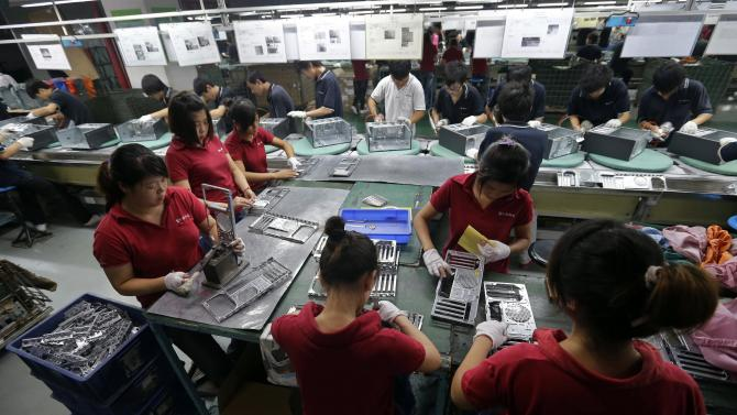 What Foxconn's Future Says About China