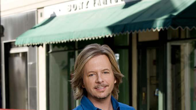 David Spade stars as Russell in Rules of Engagement.