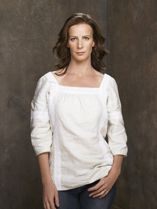 Rachel Griffiths as Sarah Whedon on Brothers &amp; Sisters. 