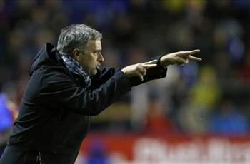 Mourinho content with Real Madrid display