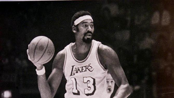 Wilt Chamberlain died of a heart attack at age 63 in 1999