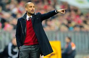 Guardiola philosophical after Bayern defeat