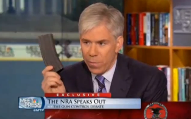 David Gregory Could Still Go to Jail for Holding Up Gun Clip on 'Meet the Press'