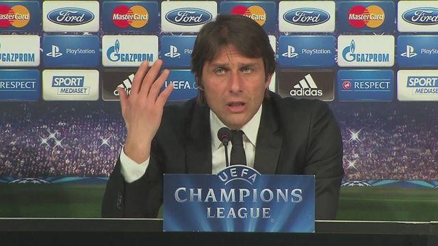 Conte expects Juventus to learn from Bayern Munich loss