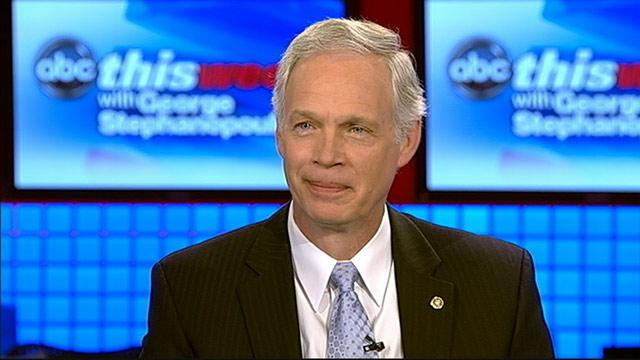 Sen. Ron Johnson: Might 'Look at' Revenue With Entitlement Reform
