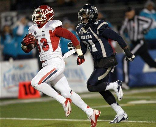 Fresno State uses defense to defeat Nevada 52-36