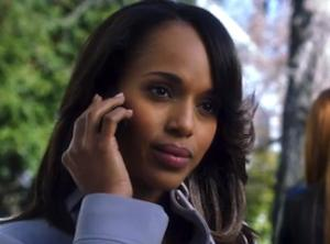 Scandal Sneak Peeks: Cyrus Questions Olivia's Vagenda, Huck Schools Quinn on Stalking