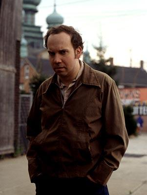 Paul Giamatti as Harvey Pekar in Fine Line's American Splendor