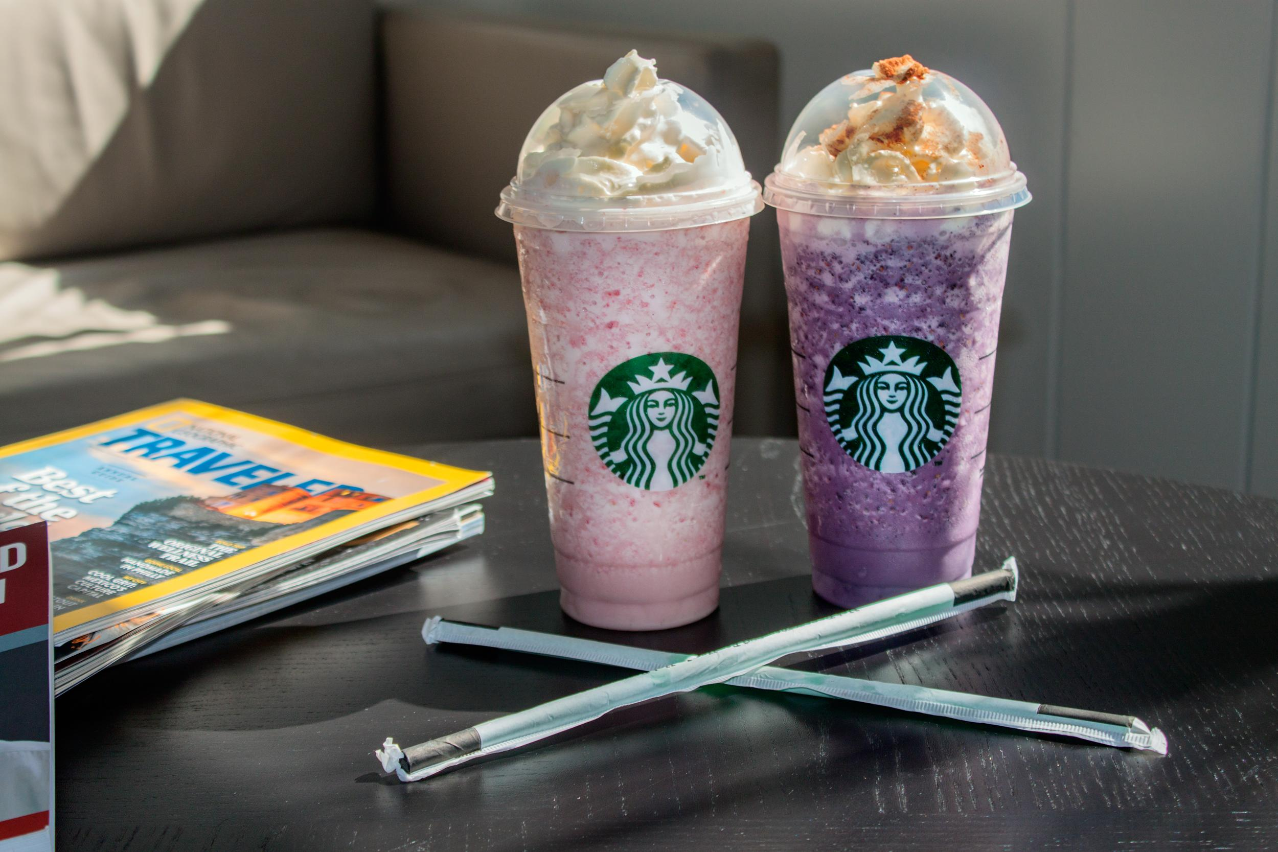 Starbucks is selling 2 new beverages — here's the verdict