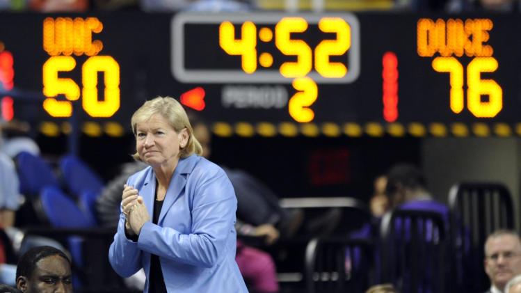 NCAA Womens Basketball: Atlantic Coast Conference Tournament-Duke vs North Carolina