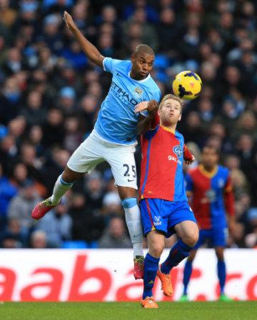Soccer - Barclays Premier League - Manchester City v Crystal Palace - Etihad Stadium