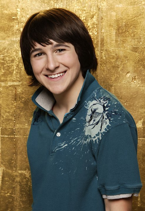 Mitchel Musso stars as &quot;Oliver Oken&quot; in Hannah Montana. 