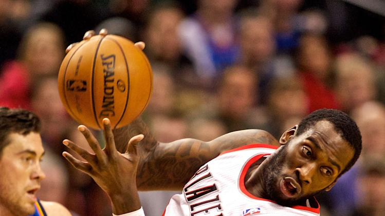 NBA: Oklahoma City Thunder at Portland Trail Blazers