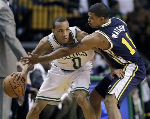 Garnett powers Celtics to 94-82 win over Jazz
