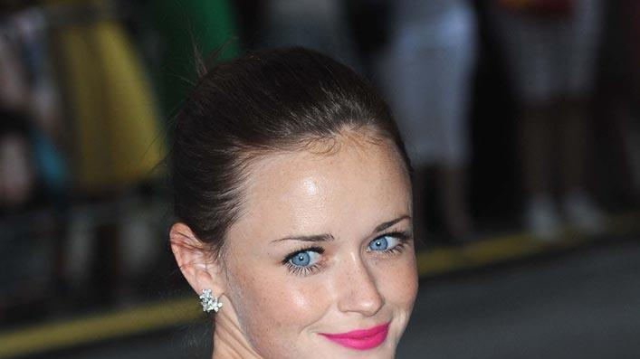 The Sisterhood of the Traveling Pants Premiere 2008 Alexis Bledel