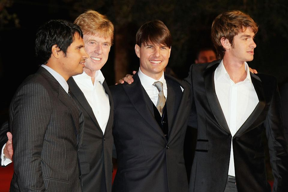 Michael Pena Robert Redford Tom Cruise Andrew Garfield 2007