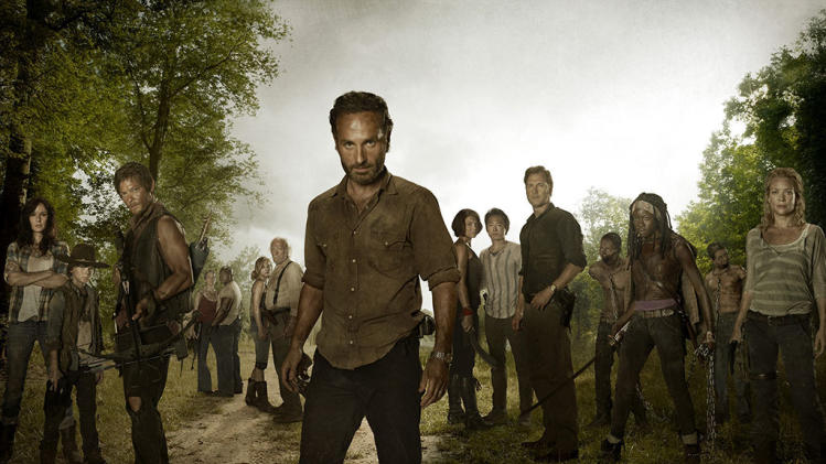 The Walking Dead (AMC, 2/10)