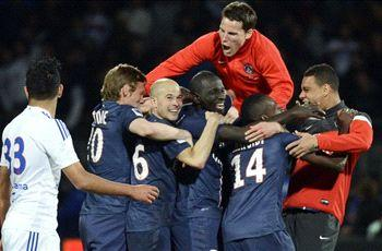 Olympique Lyonnais 0-1 Paris Saint-Germain: Menez goal clinches Ligue 1 crown