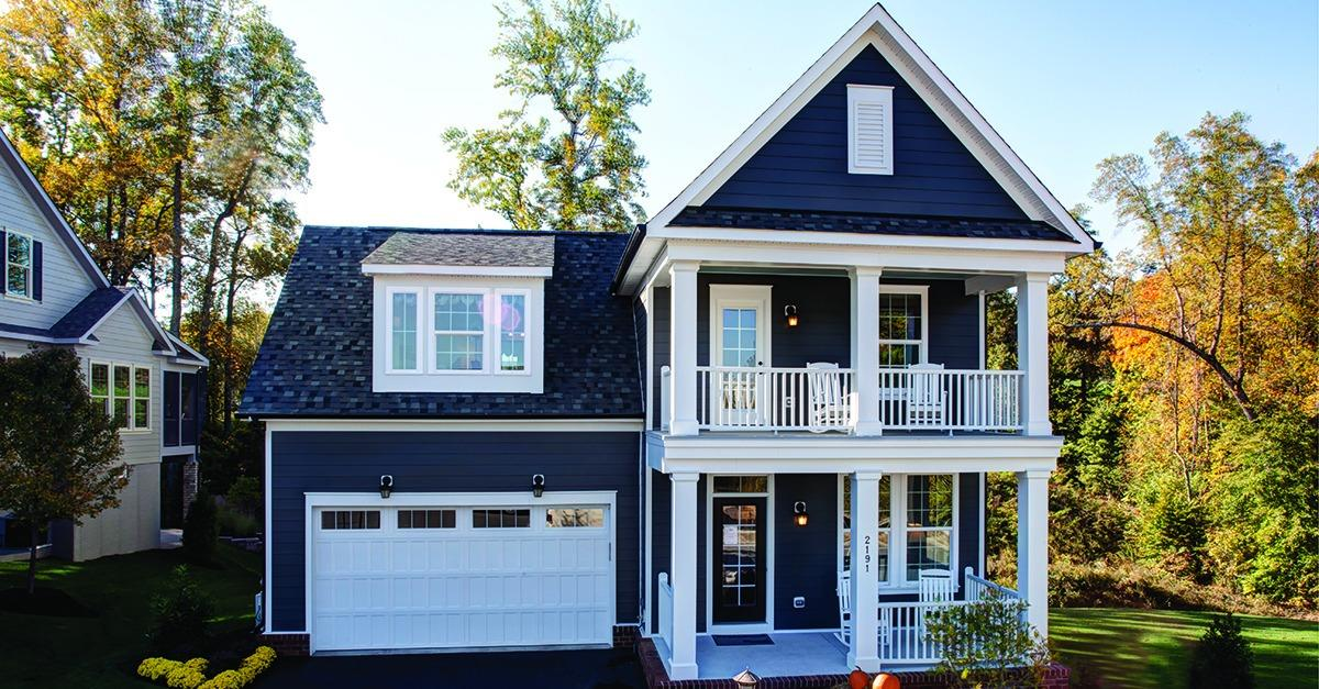 New Ryan Single-Family Homes in Potomac Shores
