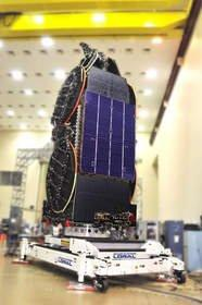 Space Systems/Loral-Built Broadband Satellite for Hughes Successfully Launched, Begins Post-Launch Maneuvers
