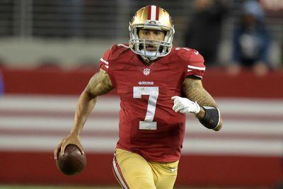 Fantasy football waiver wire, Week 17: Colin Kaepernick gets back to the good side