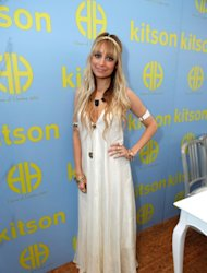 Nicole Richie attends House of Harlow at Kitson, hosted by Nicole Richie in Los Angeles on March 7, 2009 -- Getty Images
