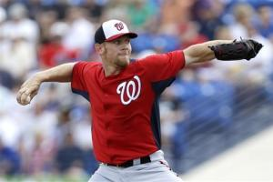 Strasburg gives up early HR, Mets beat Nats 5-3
