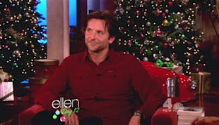 Bradley Cooper Reveals He has Five Nipples On Ellen!