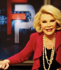 'Fashion Police' Writers Now File Labor Complaints Against Joan Rivers' Company