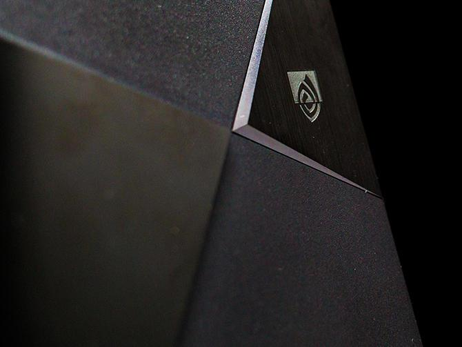 Nvidia pitches Shield video game console for the living room