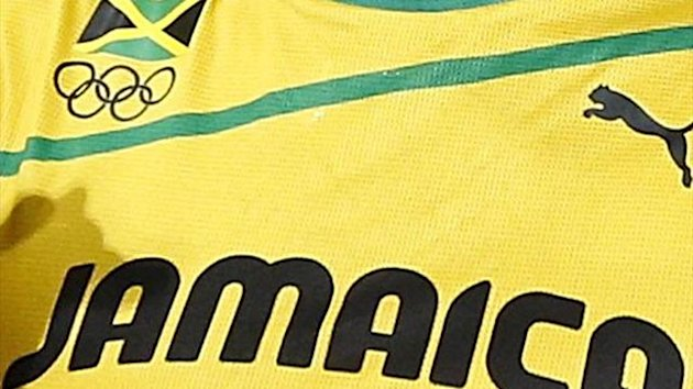 A Jamaica Olympic running vest (Reuters)
