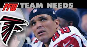 Atlanta Falcons: 2013 team needs