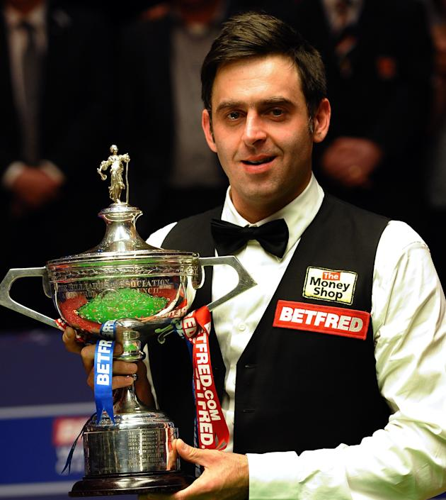 Good luck selling snooker without Ronnie O'Sullivan